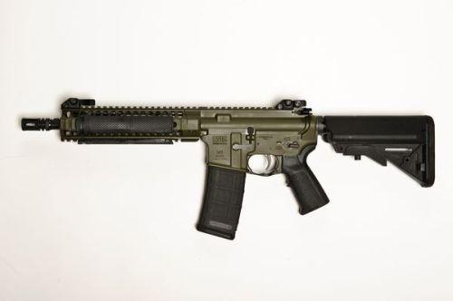 LWRC M6A2 SBR